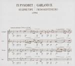 IX Garland