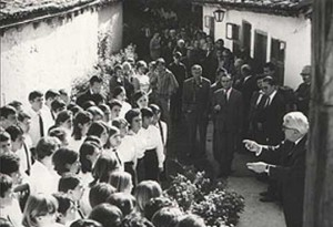 The I Festival 1966.