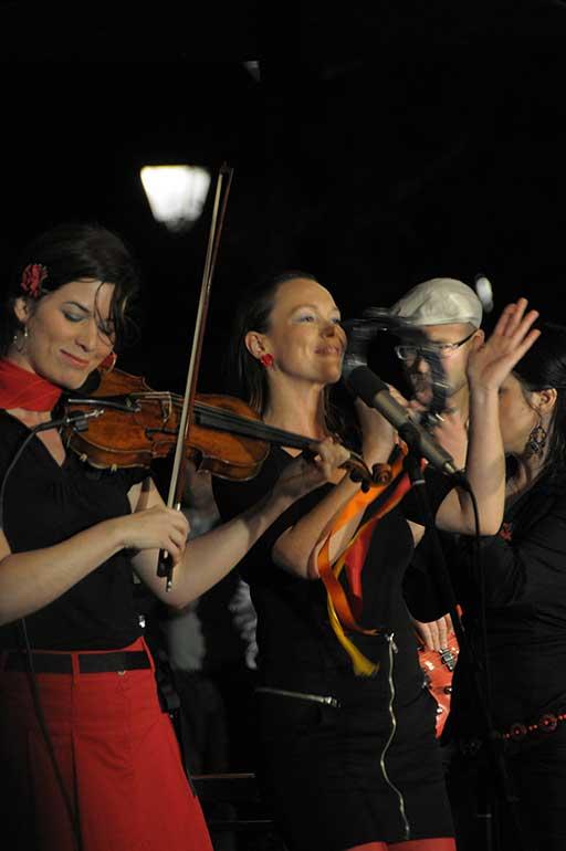 45.Фестивал,  Камерни ансамбл Ракија, Норвешка