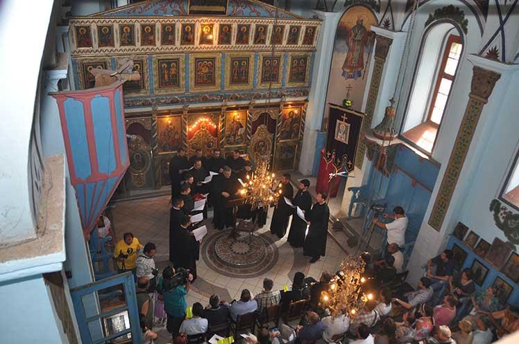 46. Фестивал,  Српски византијски хор МоЈсије Петровић, Београд