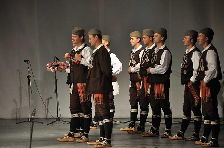 46. Фестивал, Сведочанства са Косова и Метохије, Ансамбл народних игара и песама КОЛО