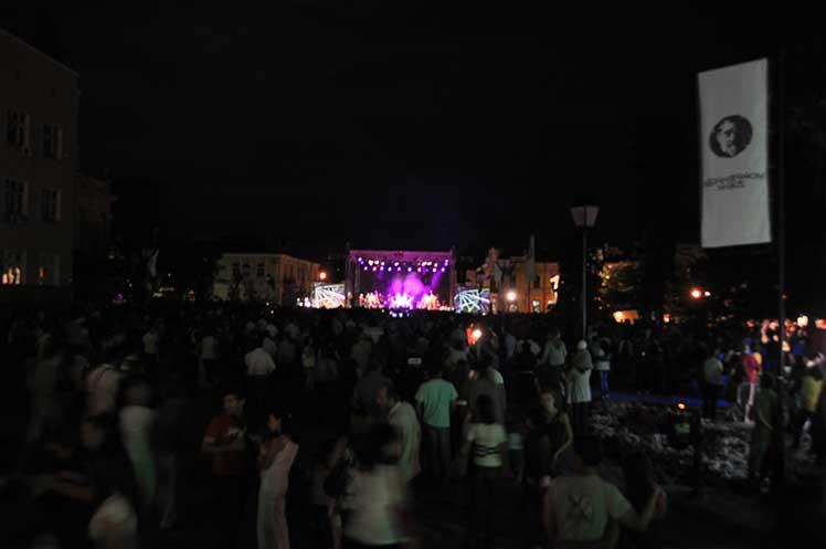 46. Фестивал, Градски Трг, Концерт: Сања Илић & Балканика