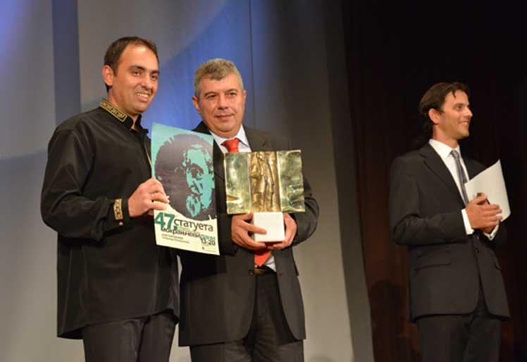 47. Фестивал - Победник натпевавања хорова  Хор Гортинија, Ђевђелија (Македонија)