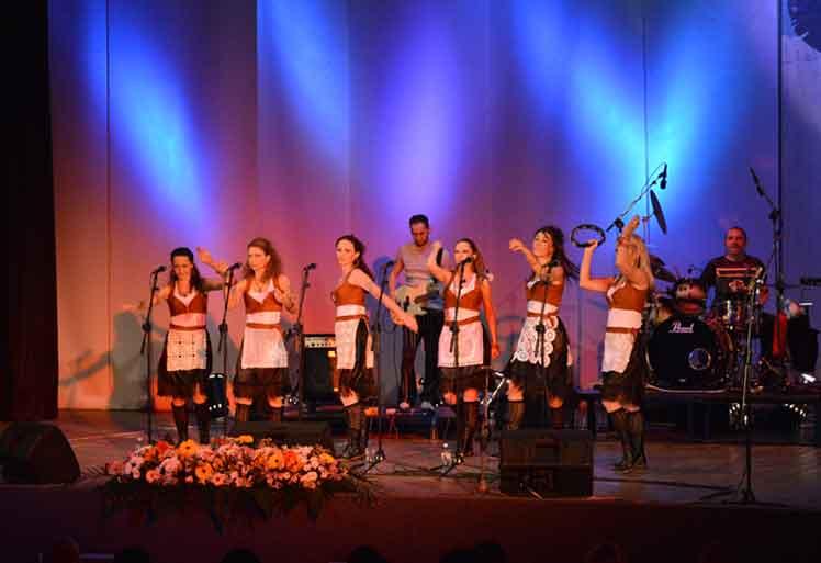 47. Фестивал -  Етно група ВРЕЛО, Рума