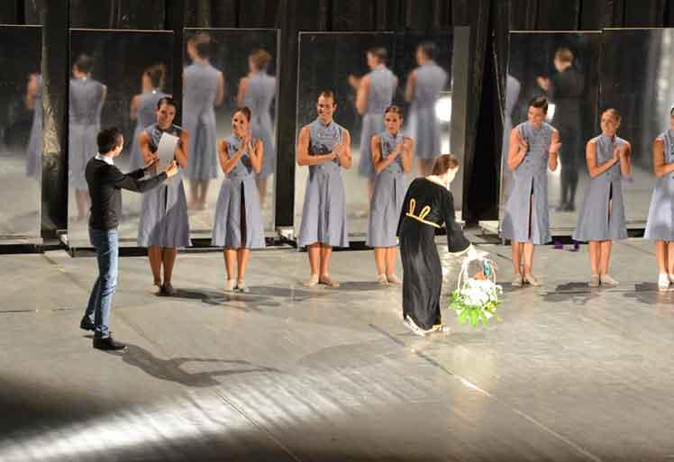 47. Фестивал - Два српска балета