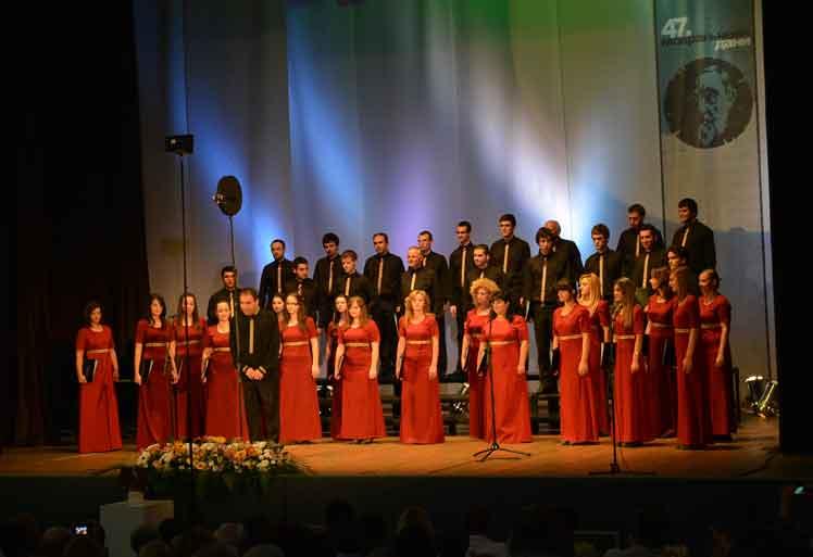 47. Фестивал - Натпевавање хорова   Хор Гортинија, Ђевђелија (Македонија)