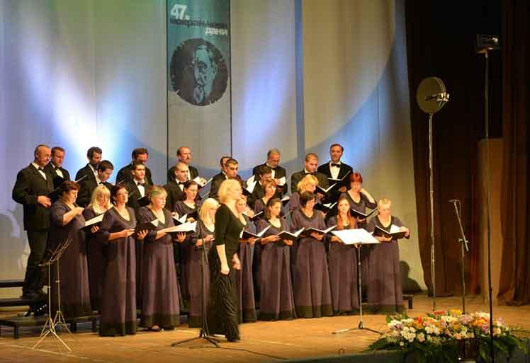 47. Фестивал - Натпевавање хорова  Нишки камерни хор, Ниш (Србија)