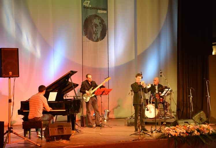 47. Фестивал -   Београдски џез трио