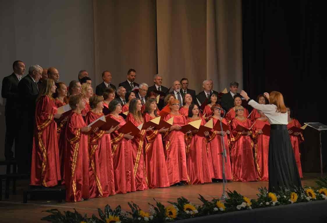 48. Фестивал  Натпевавање хорова   Хор Вардар, Скопље (Македонија)