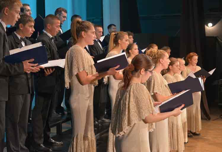 49. Фестивал  Натпевавање хорова Хор Iuventus cantat, Сомбор (Србија)
