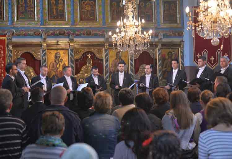 49. Фестивал,  Духовни и световни програм Вокална група Constantinе, Ниш