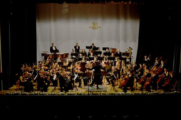 50. Фестивал_Kонцерт:  Београдска филхармонија